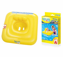 Learn to Swim Square Inflatable Baby Swim Safe Seat