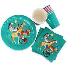 Animal Tableware Set Pack of 8
