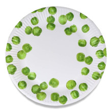 Brussels Sprout Tableware Set Pack of 8