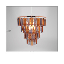 Copy of Tiered Gem Design Easy Fit Light Decorations ( Copper & Grey)