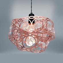 Copy of Gem Wrap Design Easy Fit Light Decorations( Rose Gold)