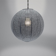 Nouveau Cadiz Design Easy Fit Light Decorations ( Grey)