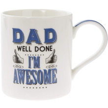 Lesser & Pavey - Dad I'm Awesome Mug