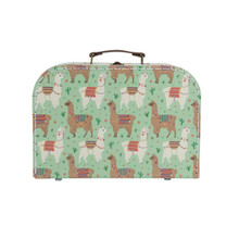 Lima Llama Suitcases - Set of 3