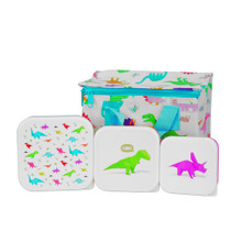 Dinosaur Lunch bag and box Set