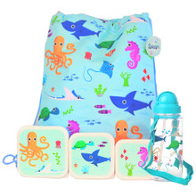 Sea Life Lunch Pack