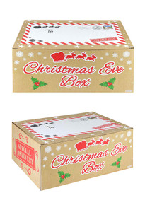 Pick2Drop Christmas Parcel Special Delivery EVE Box