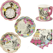 Alice In Wonderland Party Kit