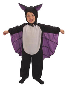 Toddler Fancy Dress Bat  Costume