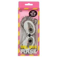 Cutiemals Racoon Gel Eye Mask