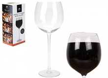 NOVELTY GIANT WINE GLASS