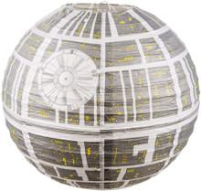 Star Wars Death Star Paper Light Shade Lamp Shade Official Star Wars Merchandise
