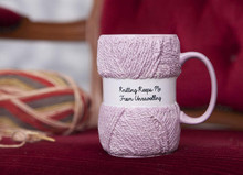 Boxer Gifts Novelty Knitting Ceramic Mug