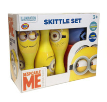 Despicable Me Skittle Set