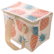 Pineapple Tropical Design Lunch Bag