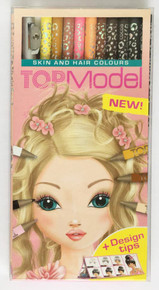 Top Model- Skin and Hair Colour Pencil Set