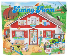 Creative Studio Create your Funny Farm