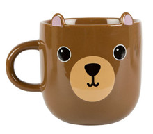 Kawaii Friends Mug Ceramic Bear Gift