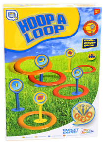Hoop a Loop Quoits Set Garden Family Game Summer