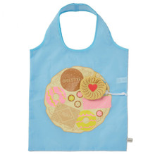 Sass and Belle Eco Bag - Biscuit design
