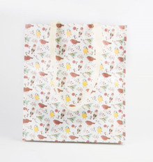 British Birds Tote Bag