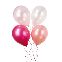 Talking Tables Pink-n-Mix Balloons (Pack of 12) for a Party, Birthday or Wedding