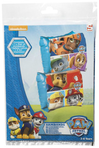 Paw Patrol Children's Swimming Arm Bands, Holiday Swimming Accessories