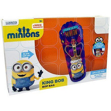 Crominions/ King Bob Minions Bop Bag - Assorted