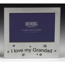 "5"" x 3"" I Love My Grandad Photo Frame Grandpa Gift Occasion Present 73487"