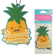 Pineapple Fragranced Air Freshener