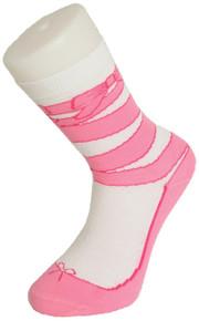Bluw Silly Socks Ballet Shoe, UK Size 3-7