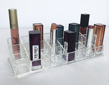 B4E Acrylic Make-up Lipstick Nail Polish Organiser