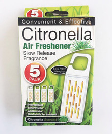 Citronella Air Freshener Slow Release Fragrance