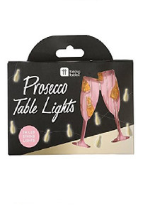 Prosecco Table Lights 3m LED String Lights for Parties & Occasions!
