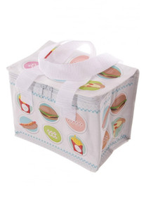 Fast Food Design Lunch Bag