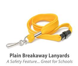 Safety Breakaway Lanyards