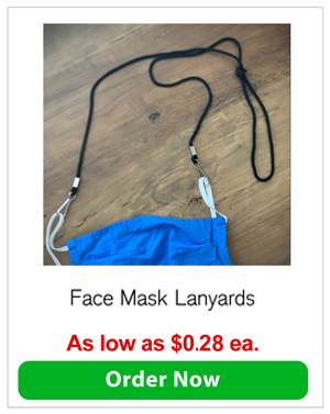 Face Mask Lanyards