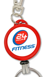 #316 - JUMBO Badge Reel