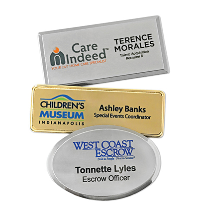 Badge Name Tags | Kenny Products