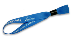 Dye Sublimated Event Wristband