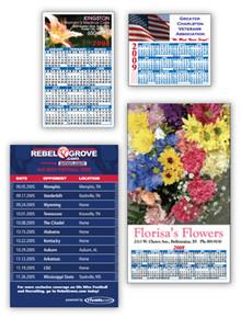 """Calendar Magnets (4"""" x 3-1/2"""" )"""