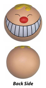 Funny Face w/ Smile Stress Ball
