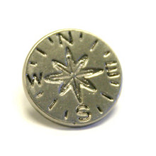 "Die Cast Lapel Pin (0.75"")"