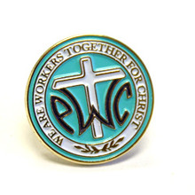 "Die Struck Soft Enamel Lapel Pin (1.00"")"