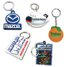 Custom Soft PVC Keychain - 1.75""