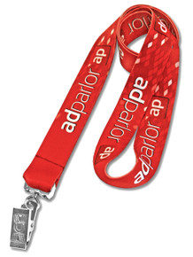 Personalized Lanyards, Full Color, Custom, KennyProducts.com