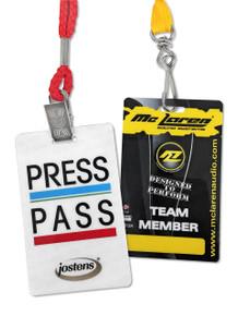 Custom VIP Badges And VIP Passes