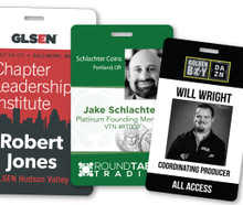 """Personalized ID Card, Full Color - 5.5"""" x 3.5"""""""