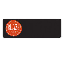 "Chalkboard Full Color Name Tags  - 1""X3"""