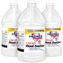 64 oz. Liquid Refill Hand Sanitizer (min. 2 cases: 8 bottles per case)